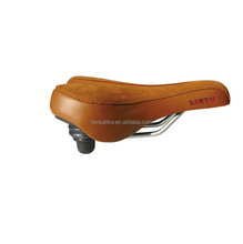 leather cover mtb bicycle saddle /adult bike seat/ bicycle seat bicycle saddle leather
