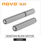 NOVO Customizable Venetian Blind Motor With Curtain Motor Remote Control And Completed Accessories