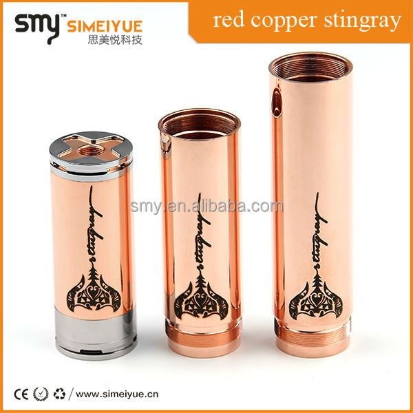 Alibaba express stingray mod clone,stingray mechanical mod,grand vapor mod