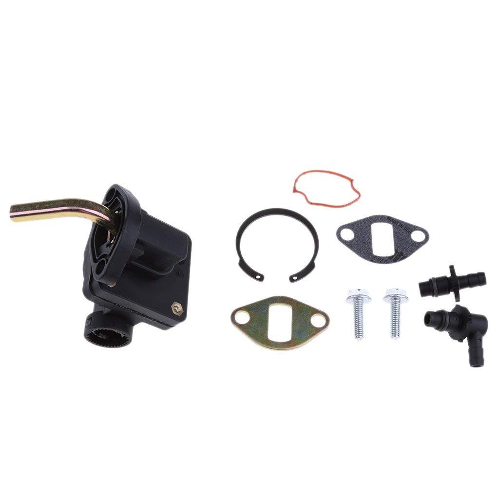 MagiDeal Fuel Pump For Kohler 12 559 02-S 12 559 01-S 12 393 03 CH CV 11-16 Hp Motor