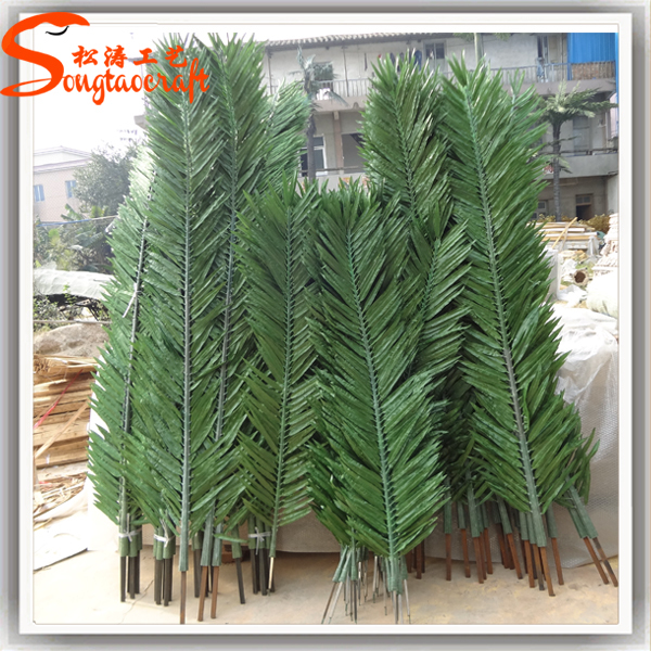 Artificial Palm Leaves Roof Buy Plastic Palm Leaves Palm