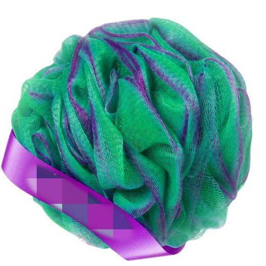 Loofah Bath Sponge 70 gram each, X Large Mesh Shower Pouf Exfoliates to Silky Skin & Beauty