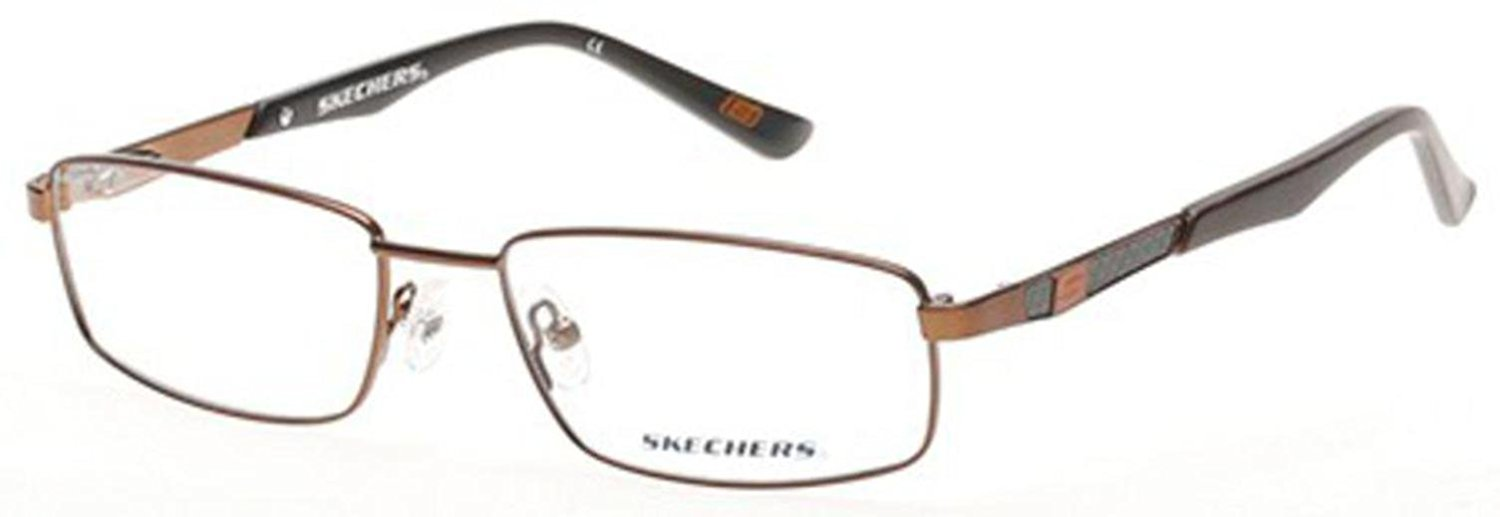 SKECHERS Eyeglasses SE3164 049 Matte Dark Brown 54MM