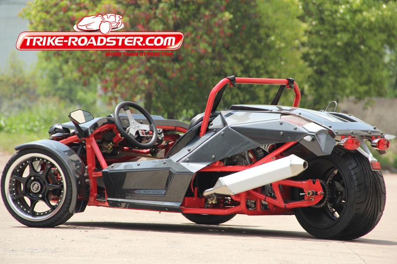 3 Wheel Smart Trike Roadster Car On