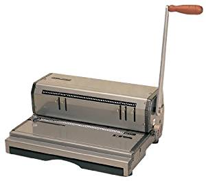 CoilMac-M Spiral Coil Binding Machine