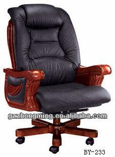 Swivel Lift luxury PU Leather Office Chair Executive&Manager Room chair BY-231