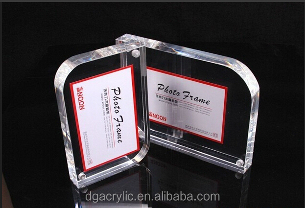 Acrylic Magnetic Photo Frame/square Acrylic Photo Frame/acrylic ...