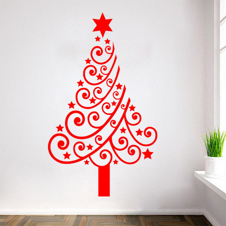 Red tree wall sticker wholesale wall stickers suppliers alibaba solutioingenieria Image collections