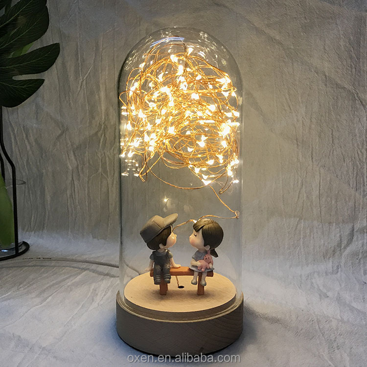 AC07 modern fashion christmas glass ball home decoration pieces