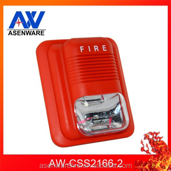 The fire alarm / conventional fire alarm speaker strobe