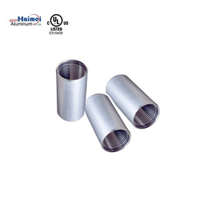 Screw Pipe Joint Fitting Rigid Aluminum Conduit Coupling
