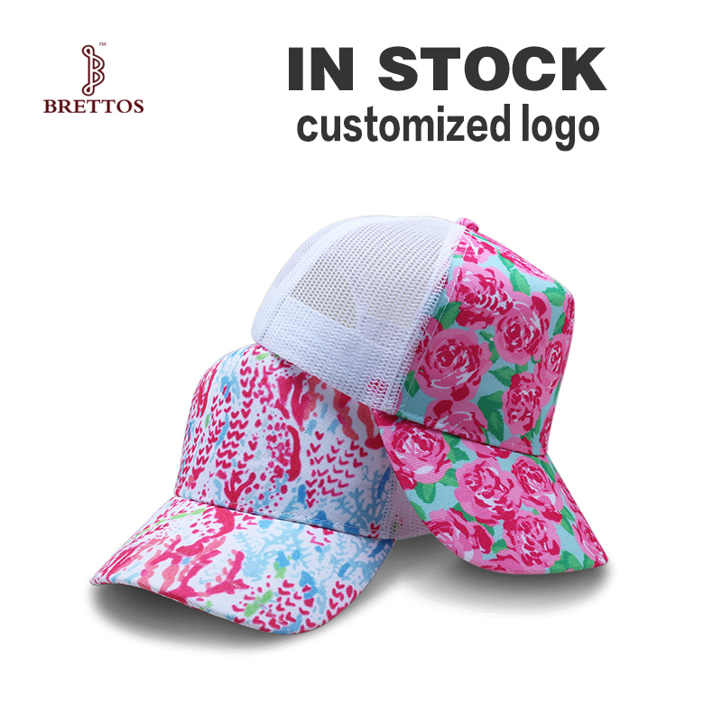 Factory High Quality Custom Fashion $1 Wholesale Trucker <strong>hat</strong>