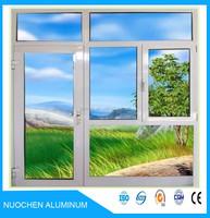Australia Standard Double Glass Thermal Break Aluminium Casement Window