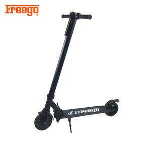 Easy rider 2 wheel lightweight adult folding kick electric scooter low price