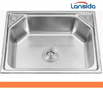 Kitchen Sink With Faucet Soap Dispenser Hole 6045 Buy 6045soap