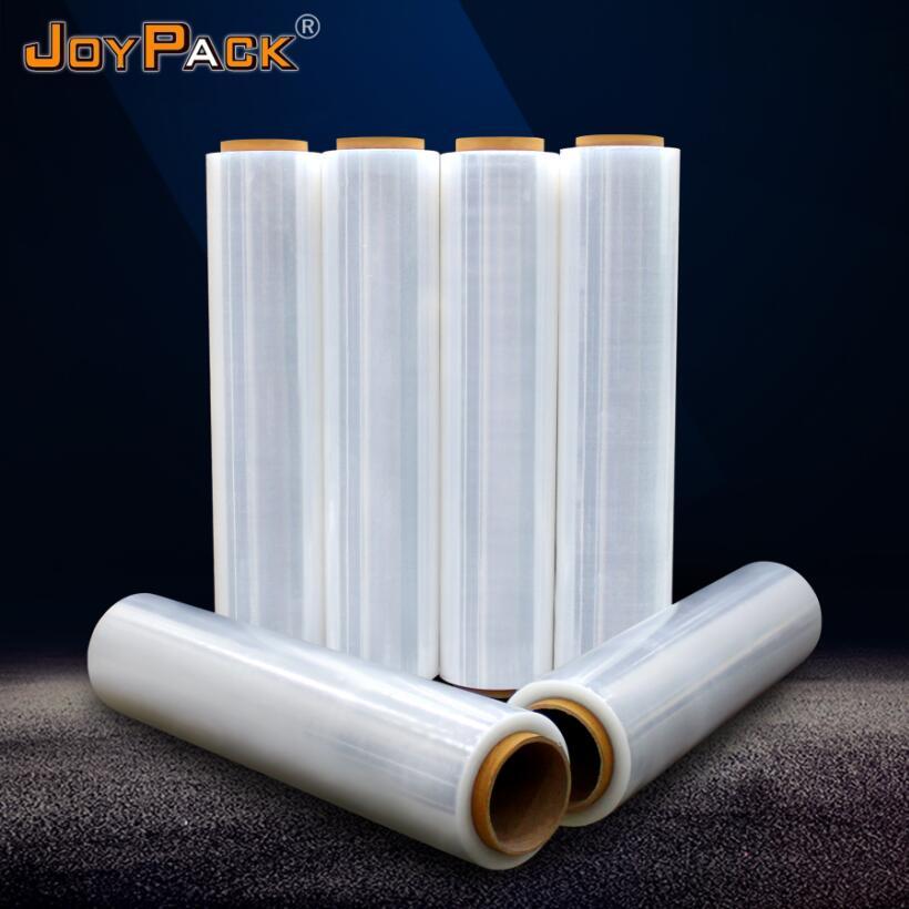 "4 Rolls Hand Stretch Plastic Film Shrink Pallet Wrap 18/"" X 1500 Heavy Duty"