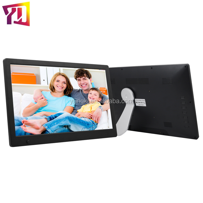 17.3 inch New Model 1080P human body sensor Digital Photo Frame