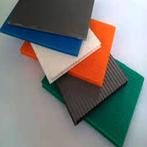 Corflute/corrugated plastic sheet/coroplast pp hollow board
