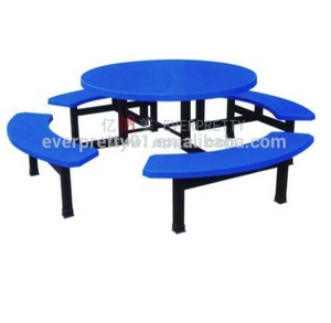 Cafeteria Dining Table Seat Canteen Furniture