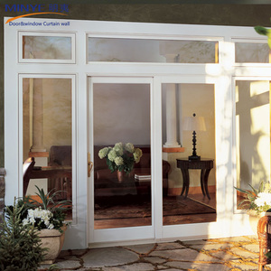 Good price pvc sliding windows and doors design sliding doors