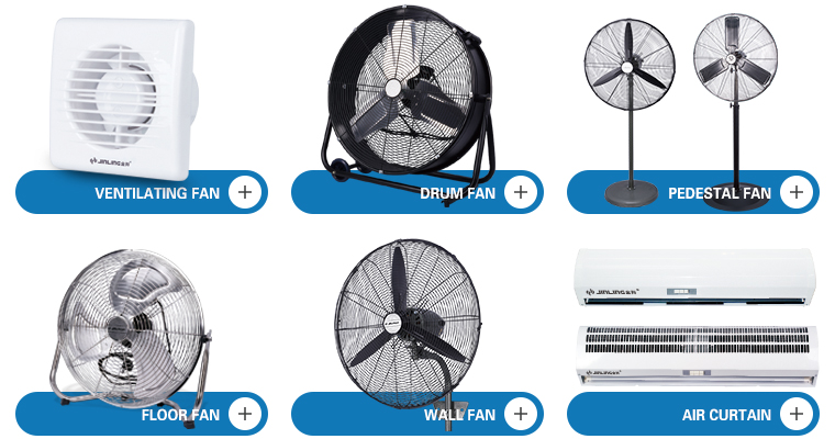 24'' 600mm Portable Quiet Heavy Duty Garage Cool Air Shop Warehouse  Industrial Blower Drum Fan 110v 120v - Buy Industrial Fan,Drum Fan,Heavy  Duty Fan