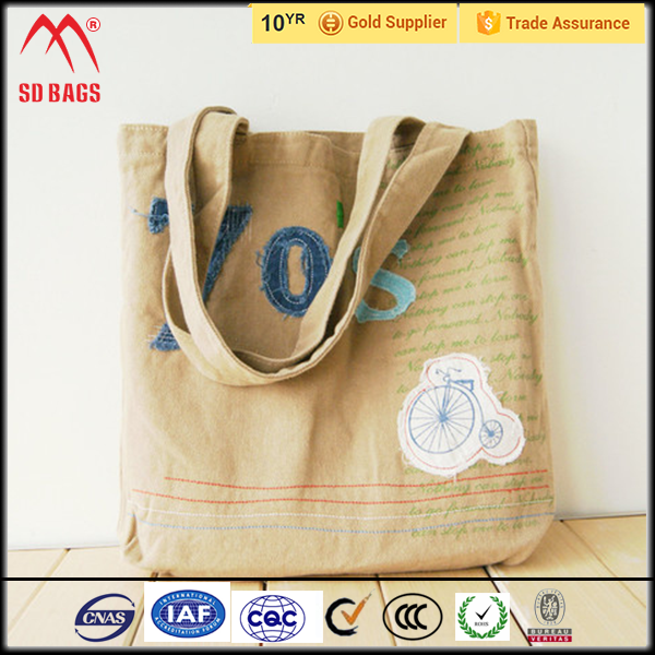 top quality canvas bag with zipper,washed canvas tote bag,canvas tote bag custom print