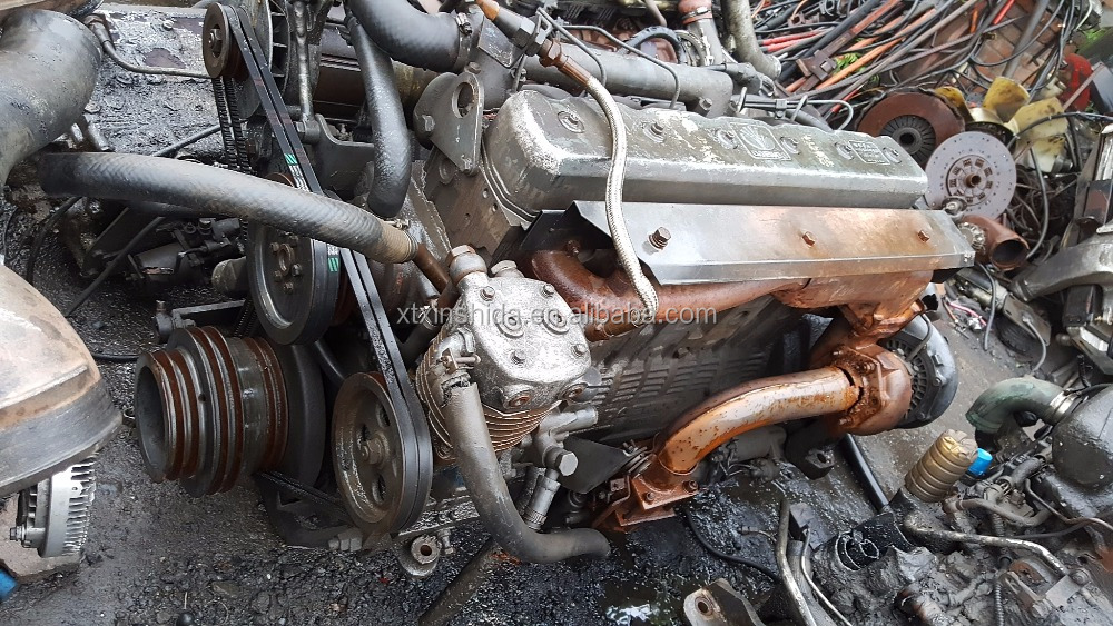 Used Korean Daewoo D2366T engine for sale