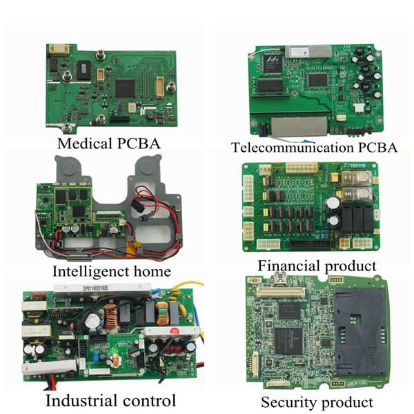 Led Pcb Led Tv Pcb Manufacturers 94v0 Circuit Board Assembly Pcba ...
