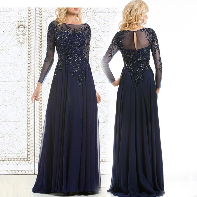 2016 Designer Mother Of The Bride Dresses Chiffon See