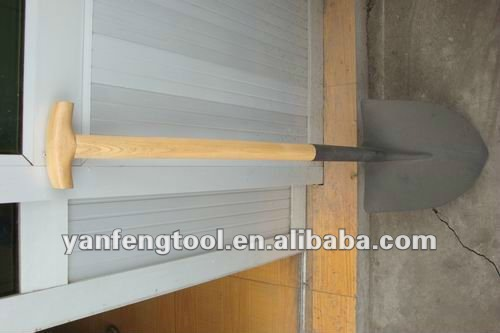 hoe sell Spanish style handle shovel 5501-3T
