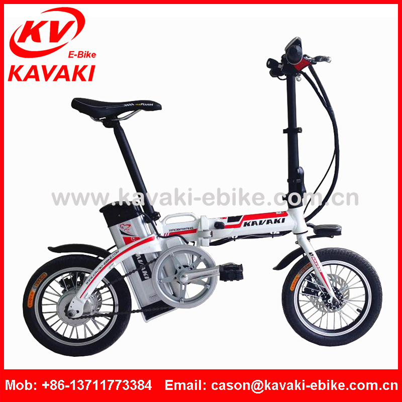 Agent Price 48v500w Pantera Folding Electric Bike