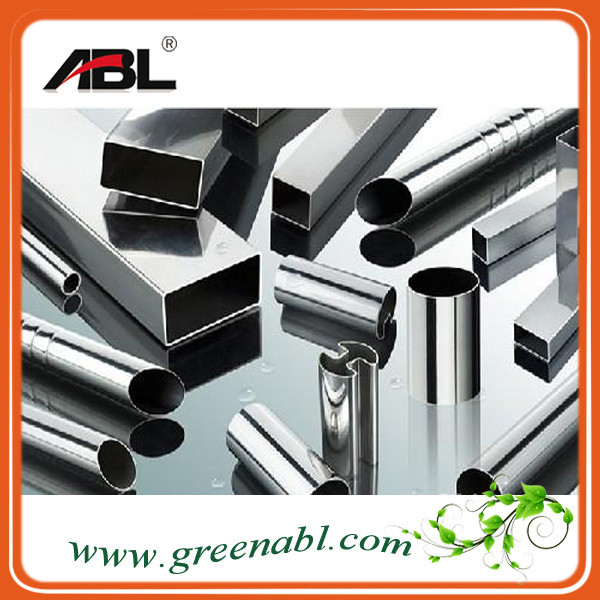 ABL 316 Stainless Steel Tube Handrail Pipe Round/Square/Rectangle Piipe