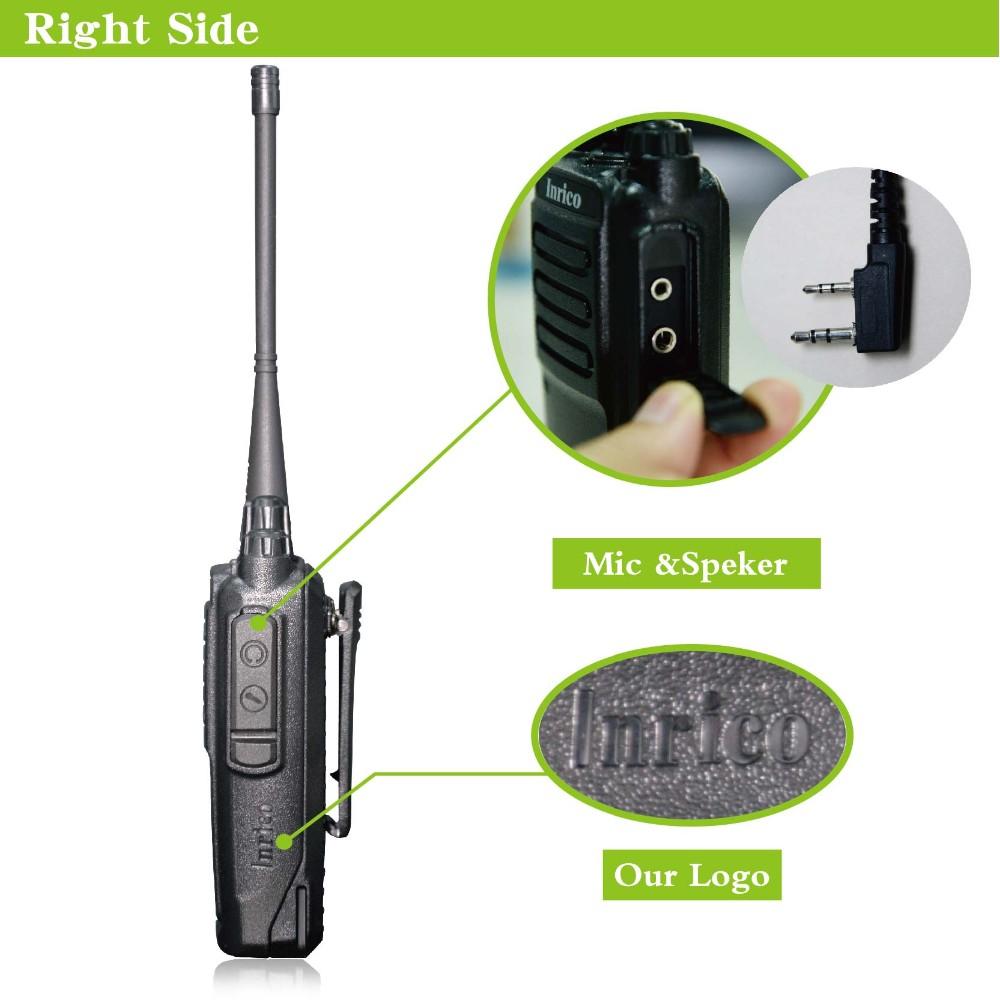 Protable two way radio VHF UHF walkie talkie IP3188