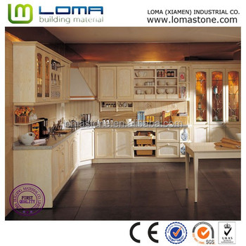 Loma cheap price european kitchen cabinet modern cabinets for Budget kitchen cabinets ltd