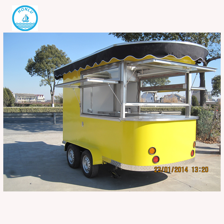 Factory Supply Mobile Coffee outdoor mobile food truck for fried chicken beer snack mobile sale combi truck food iveco food