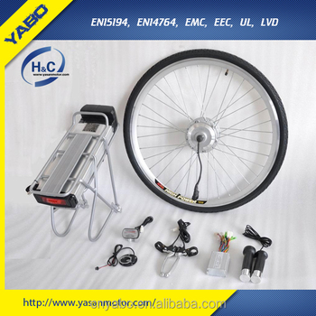 Cheap Electric Bicycle Parts 36v 250w Front Wheel Kit For Electric