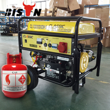 BISON(CHINA) Factory Price Fast Delivery Methane Gas Electric Generator