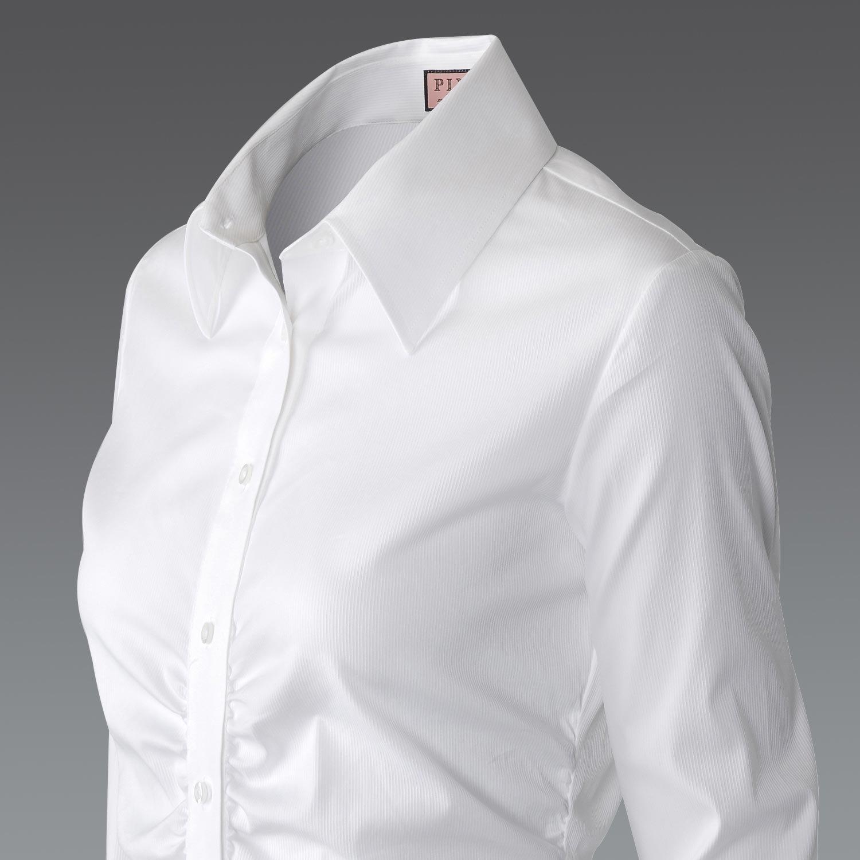 White Womens Shirt Custom Shirt