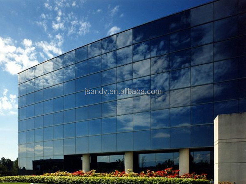 Shopping Center Laminated Glass Exterior Glass Wall Buy Glass