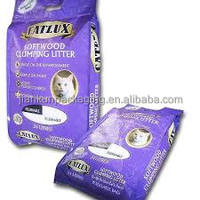 New Quad Seal Aluminum Foil Food Packaging Pouch for Pet