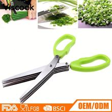 Customized Kitchen 2 In 1 Clever Scissors