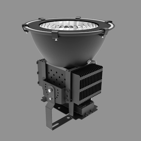 LED high bay light 500W IP65 1-10v/Dali dimmable using in factory/garage