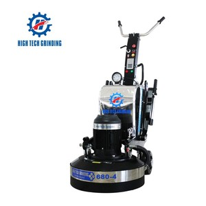 2018 upgrade Concrete floor grinding polisher