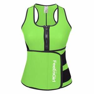 Dropship Sauna Neoprene Sweat Vest Slimming S-8XL