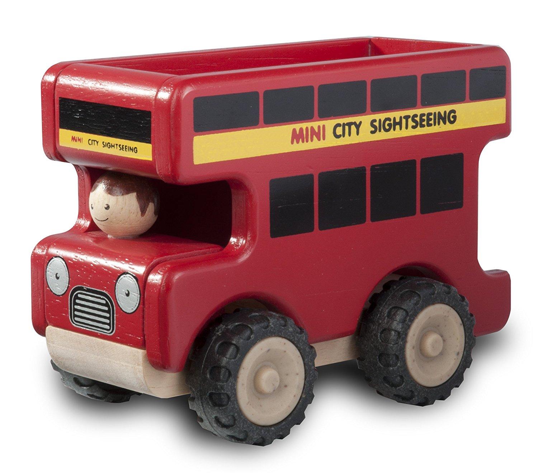 Wonderworld City Sightseeing Bus Toy