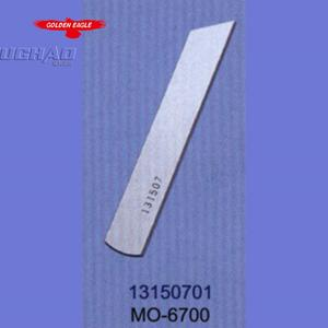 Strong letter card blade MO-3600 3900 6700 Sewing machine under the cutting knife 13150701
