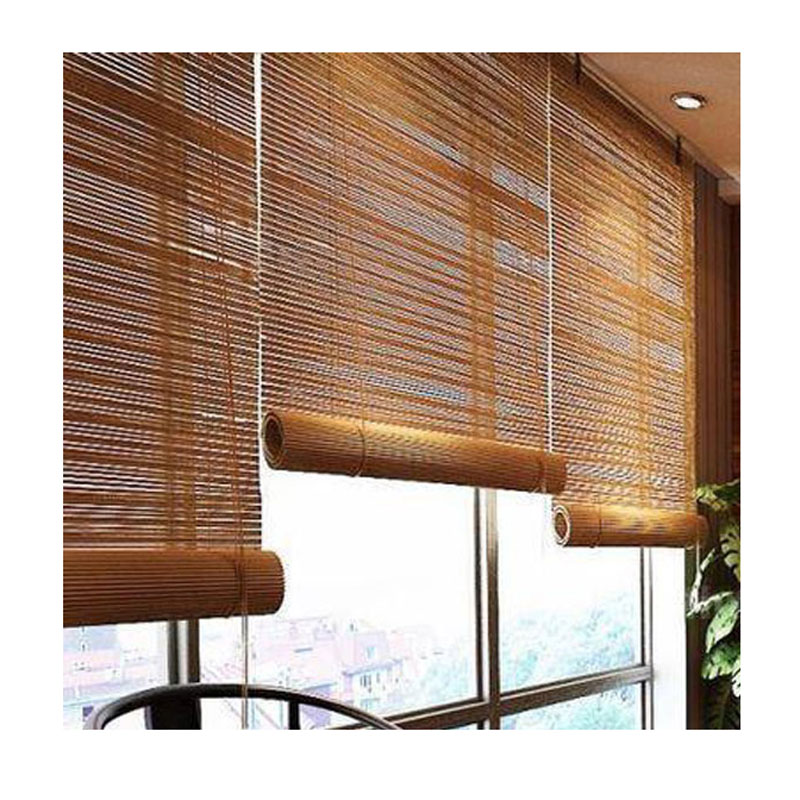 Merchandise china Window Roller Quality Blinds cheap bamboo curtain
