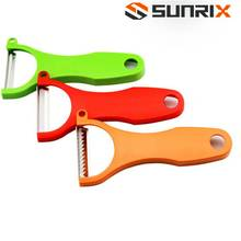 3 Piece Fruit And Vegetable Peeler