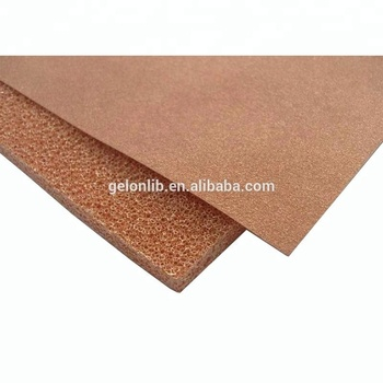 Porous Copper Foam Suppliers For Lithium Battery And Fuel Cell Materials -  Buy Porous Copper Foam,Nickel Foam,Battery Electrode Product on Alibaba com