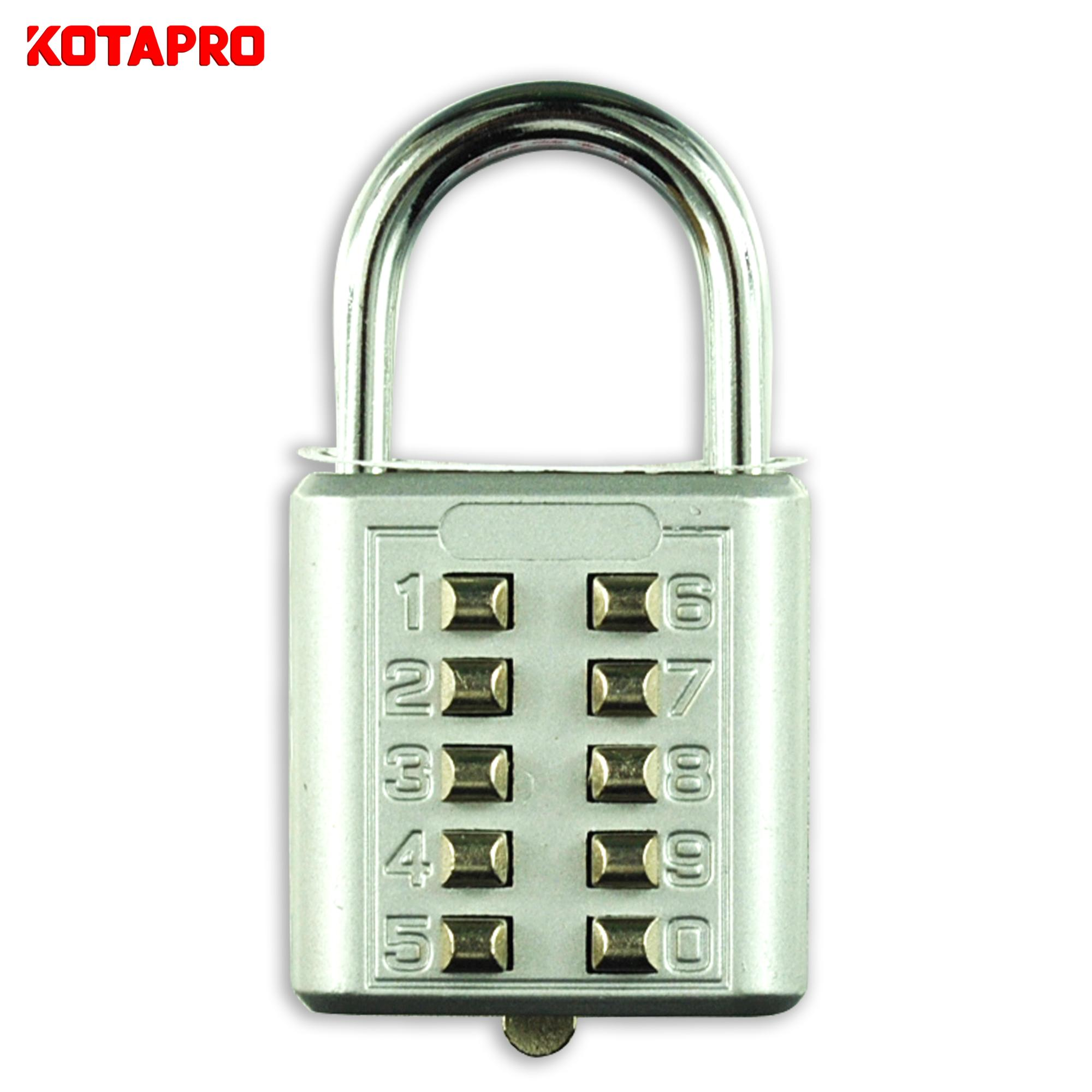 high security letters combination padlock